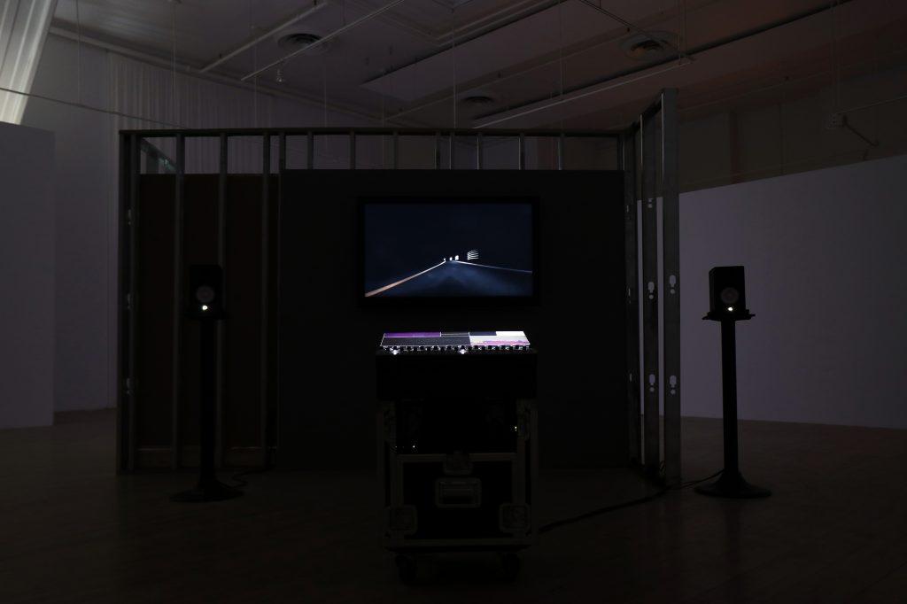 Conduite algorithmique. Manœuvrer l'incontrôlable. Expression, Centre d'exposition de Saint-Hyacinthe.