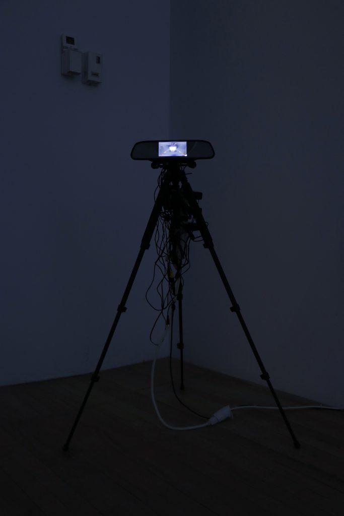Le Rétroviseur. Manœuvrer l'incontrôlable. Expression, Centre d'exposition de Saint-Hyacinthe.