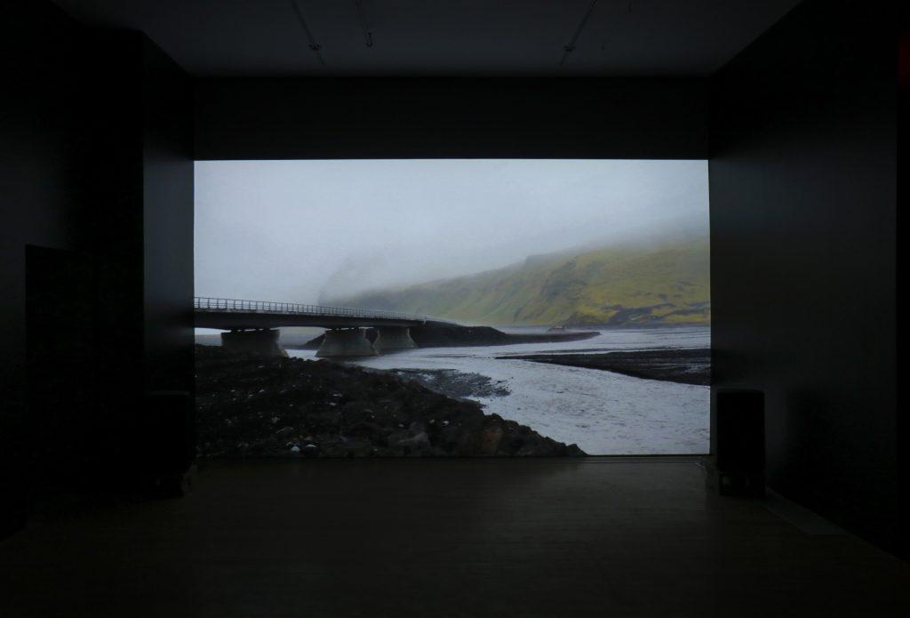 En attendant Bárðarbunga. Manœuvrer l'incontrôlable. Expression, Centre d'exposition de Saint-Hyacinthe.