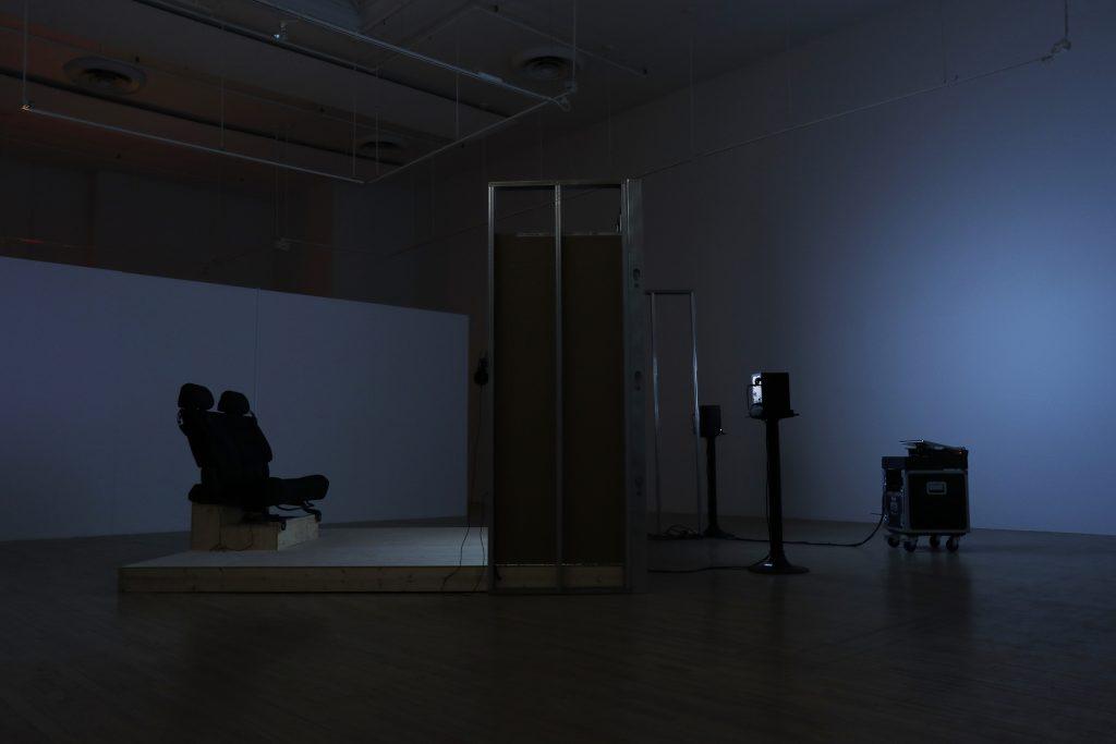 Manoeuvres et Conduite algorithmique. Manœuvrer l'incontrôlable. Expression, Centre d'exposition de Saint-Hyacinthe.